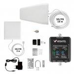 3G усилитель (комплект) VEGATEL VT-3G-kit (дом, LED)