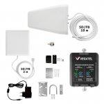 GSM усилитель (комплект) VEGATEL VT-900E-kit (дом, LED)