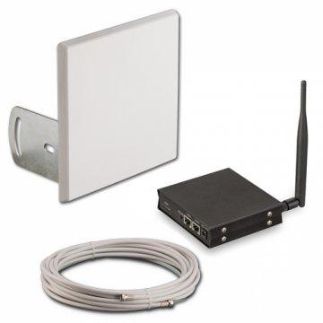 3G усилитель с роутером Крокс
