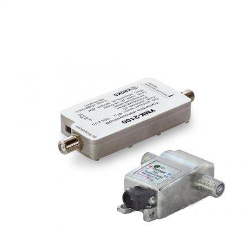 Малошумящий антенный 3G усилитель Крокс УМК-2100 с инжектором питания по кабелю