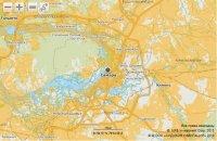 Карта покрытия Билайн 3G в Самаре