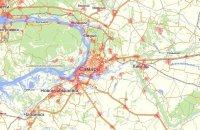 Карта покрытия МТС 3G в Самаре