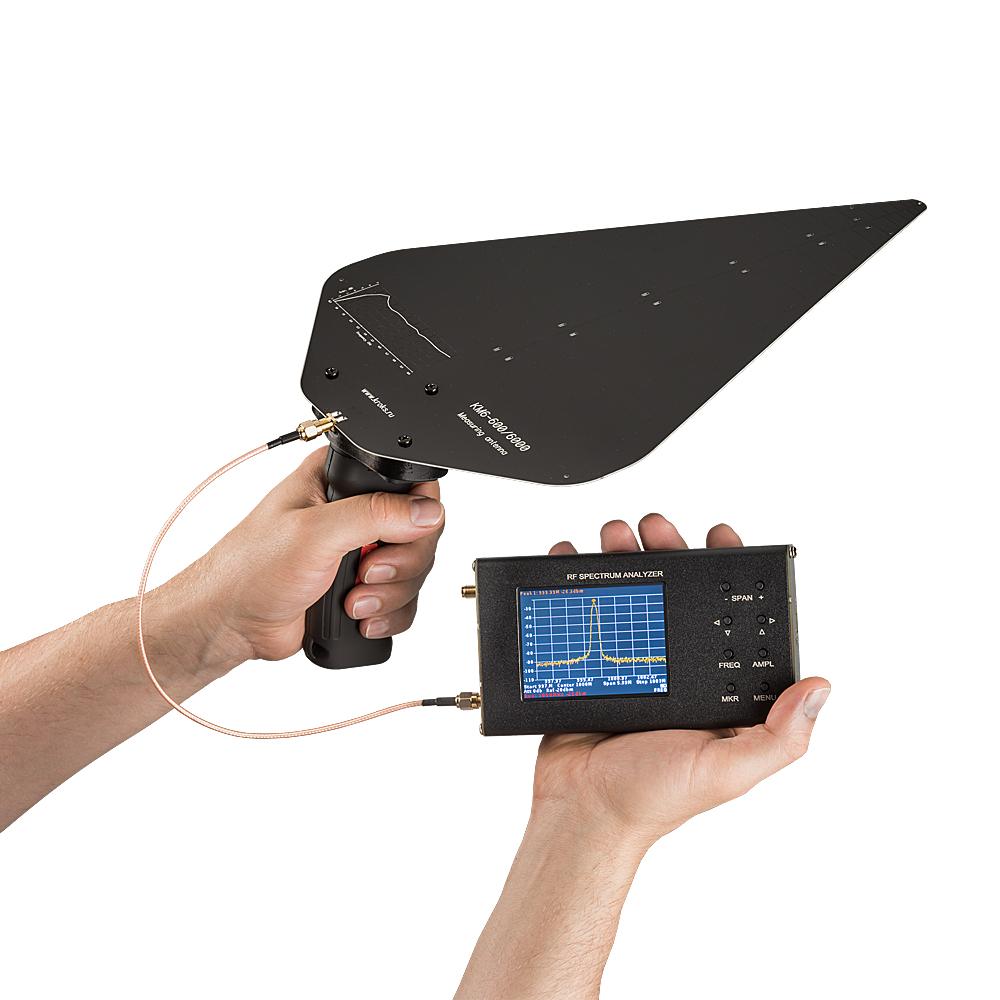 Анализатор для замеров сотовой связи