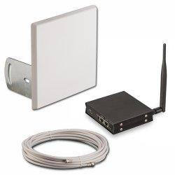 3G комплект с</br> роутером —  14 дБ