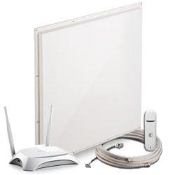 Комплект Аэро 3G с </br>модемом и Wi-Fi —  20 дБ