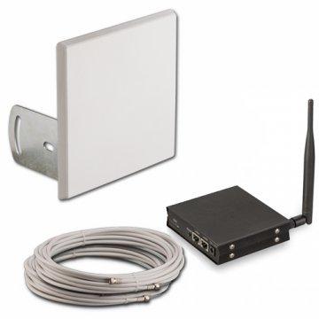 4G (LTE) усилитель с роутером Крокс