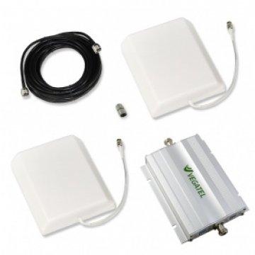GSM/3G усилитель (комплект) VEGATEL VT-1800/3G-kit