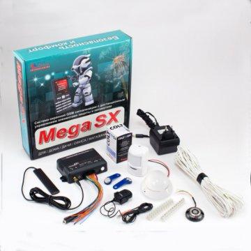 Проводная GSM сигнализация Mega SX-OEM-W